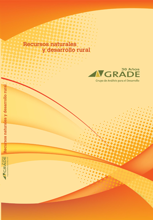 Desarrollo rural y recursos naturales
