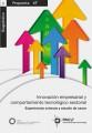 Prácticas exitosas de innovación empresarial y comportamiento tecnológico sectorial