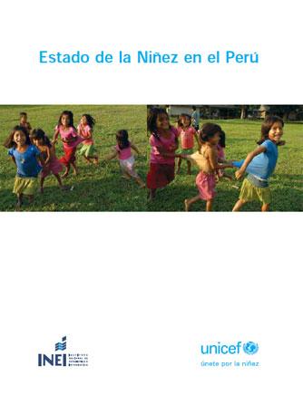 Estado de la niñez en el Perú 2011
