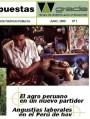 El agro peruano en un nuevo partidor / Angustias laborales en el Perú de hoy