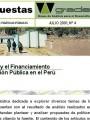 Las Familias y el Financiamiento de la Educación Pública en el Perú