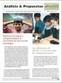 Reforma del agua y competitividad / Las diferencias de género en los mercados de trabajo peruano
